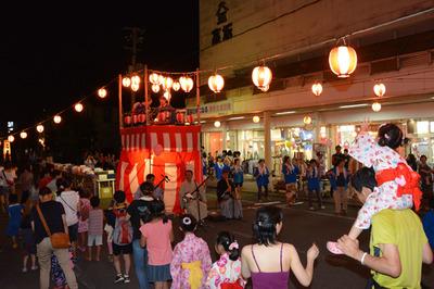 秋田祭り④