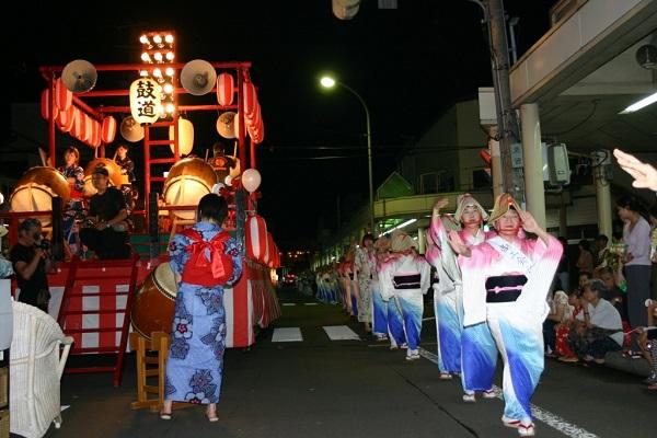 秋田祭り③
