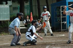 松井キャッチ