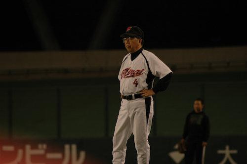 佐伯コーチ