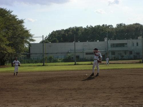 野球風景①