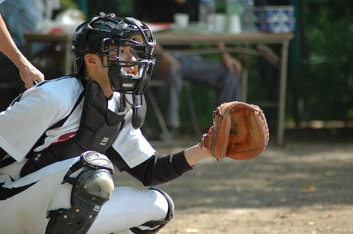 野球風景②