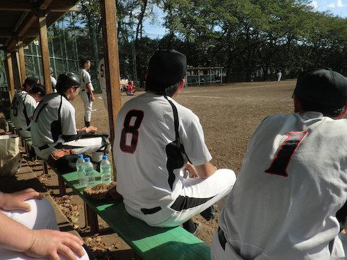 野球風景③